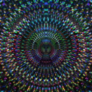vj video background Colorfull-mosaic-square-pattern-animation-Circle-art-vj-loop-background-wall_003