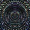 Colorfull-mosaic-square-pattern-animation-Circle-art-vj-loop-background-wall_004 VJ Loops Farm