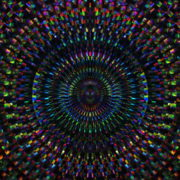 Colorfull-mosaic-square-pattern-animation-Circle-art-vj-loop-background-wall_007 VJ Loops Farm