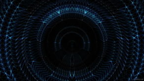 vj video background Fluctuating-blue-motion-laser-lines-effect-on-Blue-Circle-black-motion-background-VJ-Loop-2_003