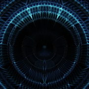 Fluctuating-blue-motion-laser-lines-effect-on-Blue-Circle-black-motion-background-VJ-Loop-2_006 VJ Loops Farm
