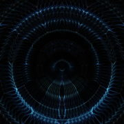 Fluctuating-blue-motion-laser-lines-effect-on-Blue-Circle-black-motion-background-VJ-Loop-2_009 VJ Loops Farm