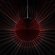 Slowly-red-white-point-Radial-rays-animation-vj-loop_002 VJ Loops Farm