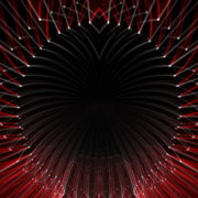 Slowly-red-white-point-Radial-rays-animation-vj-loop_008 VJ Loops Farm