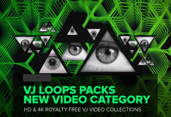 vj loops pack video collection