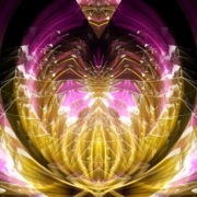 Yellow-Wireframe-Cyber-Egg-with-Pink-Rays-Effect-Motion-Background-Video-Art-VJ-Loop_005 VJ Loops Farm