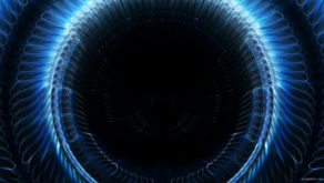 vj video background Abstract-blue-motion-lines-Wings-event-Radial-edm-vj-loop_003