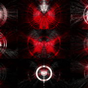 Bright-Red-Glowing-dimensonal-orb-effect-on-motion-background-VJ-Loop VJ Loops Farm