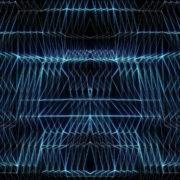 Fluctuating-blue-motion-laser-lines-effect-on-Circle-black-motion-background-VJ-Loop-3_008 VJ Loops Farm