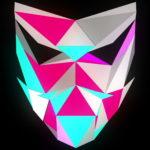 vj video background Glowing-light-Polygon-strobe-3d-mask-vj-loop_003
