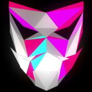 Glowing-light-Polygon-strobe-3d-mask-vj-loop_004 VJ Loops Farm