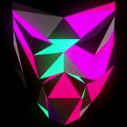 Glowing-light-Polygon-strobe-3d-mask-vj-loop_008 VJ Loops Farm
