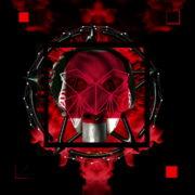 Halloween-Saw-and-penta-Animation-of-Digital-Human-Head-on-Colorful-Noisy-Motion_007 VJ Loops Farm
