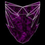 Poly-masking-Polygonal-strobe-colorful-3d-lines-mask-in-pink-vj-loop_008 VJ Loops Farm