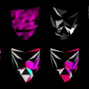 Polygonal-Mask-Face-strobe-pattern-motion-background-VJING-HD-vj-loop_002 VJ Loops Farm
