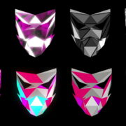 Polygonal-Mask-Face-strobe-pattern-motion-background-VJING-HD-vj-loop_005 VJ Loops Farm