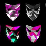 Polygonal-Mask-Face-strobe-pattern-motion-background-VJING-HD-vj-loop_006 VJ Loops Farm