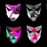Polygonal-Mask-Face-strobe-pattern-motion-background-VJING-HD-vj-loop_008 VJ Loops Farm