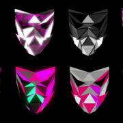 Polygonal-Mask-Face-strobe-pattern-motion-background-VJING-HD-vj-loop_009 VJ Loops Farm