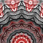 vj video background Red-Radial-Bridge-Kaleidoscopic-Full-HD-Motion-Background-Video-Art-VJ-Loop_003
