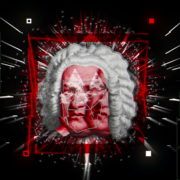 Red-Sebastian-Bach-Face-mask-motion-graphics-art-vj-loop_004 VJ Loops Farm