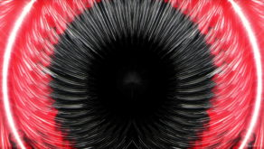 vj video background Red-vj-lines-on-rising-red-Circle-Lines-motion-background-video-art-rays-vj-loop_003