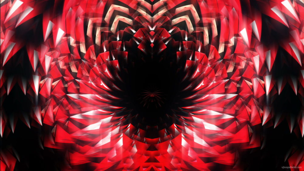 vj video background Abstract-background-Circle-Ring-red-palette-Video-Art-VJ-Loop_003