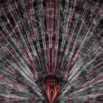 vj video background Bloodshot-Red-Light-Rays-Abstract-Background-Texture-Video-Loop-Z_003