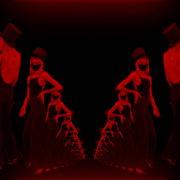 Dancing-Covid19-Girls-in-COrona-VIrus-Mask-in-Red-White-pixel-sorting-effect-4K-Video-Art-VJ-Loop-1920_004 VJ Loops Farm