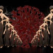 Light-dancing-moving-Girls-In-Mask-busines-woman-with-pixel-sorting-Video-Art-4K-VJ-Footage-Looped-1920_002 VJ Loops Farm