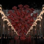 Light-dancing-moving-Girls-In-Mask-busines-woman-with-pixel-sorting-Video-Art-4K-VJ-Footage-Looped-1920_005 VJ Loops Farm