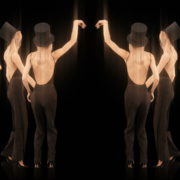 Mirror-Six-Girls-in-Covid-19-black-mask-dancing-isolated-on-black-background-4K-Video-Art-VJ-Footage-looped-1920_002 VJ Loops Farm