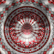 National-Texture-Background-the-tenderness-and-airiness-of-motion-National-Radial-3D-animation-of-a-waving-cloth-loop_005 VJ Loops Farm