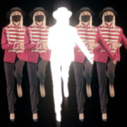 Strobing-Five-Girls-In-Mask-Empire-royal-woman-marching-Video-Art-4K-VJ-Footage-Looped-1920_008 VJ Loops Farm