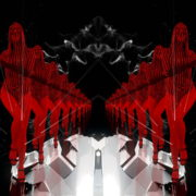 Visuals-Red-Marching-Girl-in-Go-Go-Dance-Costume-Video-Art-Strobing-Vj-loop-1920_002 VJ Loops Farm