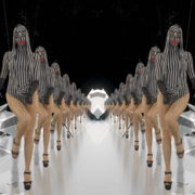 vj video background Visuals-Red-Marching-Girl-in-Go-Go-Dance-Costume-Video-Art-Strobing-Vj-loop-1920_003