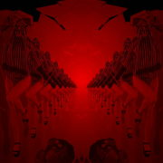 Visuals-Red-Marching-Girl-in-Go-Go-Dance-Costume-Video-Art-Strobing-Vj-loop-1920_005 VJ Loops Farm