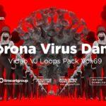 Corona-Virus-Dance-VJ-Loops-Pack-Vj loops
