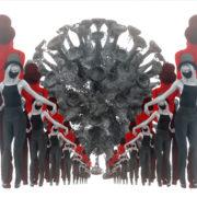 corona virus video footage vj loop
