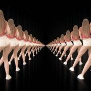 4K-Dancing-Twerk-Girl-Tunnel-isolated-on-black-background-Video-Art-Vj-Loop-1920_001 VJ Loops Farm