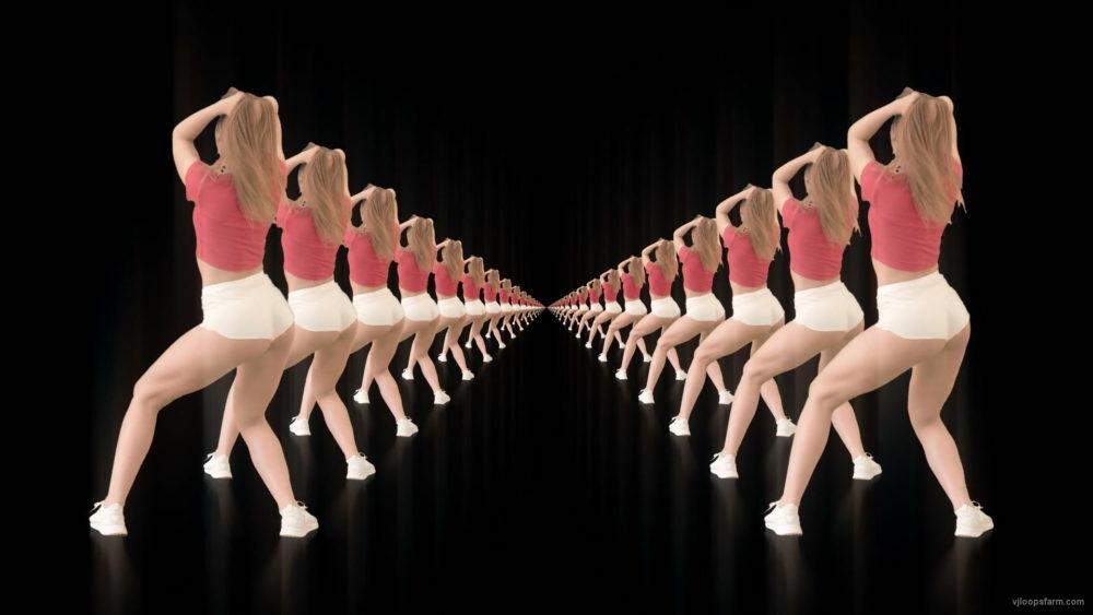 vj video background 4K-Dancing-Twerk-Girl-Tunnel-isolated-on-black-background-Video-Art-Vj-Loop-1920_003