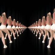 4K-Dancing-Twerk-Girl-Tunnel-isolated-on-black-background-Video-Art-Vj-Loop-1920_004 VJ Loops Farm