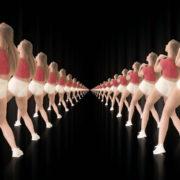 4K-Dancing-Twerk-Girl-Tunnel-isolated-on-black-background-Video-Art-Vj-Loop-1920_006 VJ Loops Farm