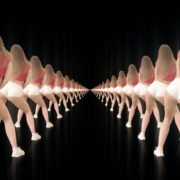 4K-Dancing-Twerk-Girl-Tunnel-isolated-on-black-background-Video-Art-Vj-Loop-1920_009 VJ Loops Farm