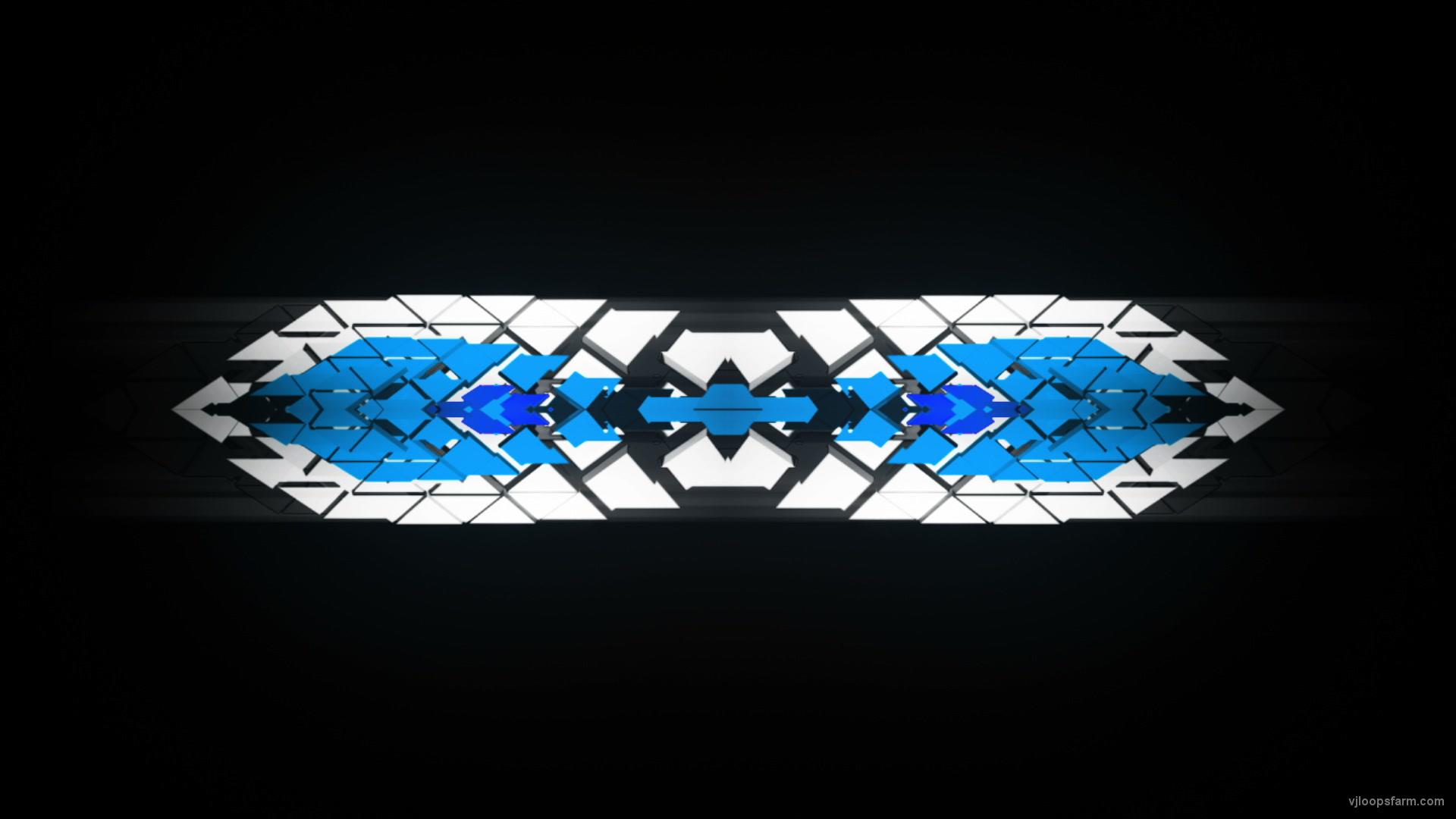 vj video background Blue-White-Geometric-techno-line-wih-polygon-segments-Full-HD-Video-Art-Vj-Loop_003