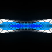 Blue-White-Geometric-techno-line-wih-polygon-segments-Full-HD-Video-Art-Vj-Loop_006 VJ Loops Farm