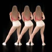Bootie-Twerk-Dancing-Girl-4K-Video-Art-Vj-Loop-1920_001 VJ Loops Farm