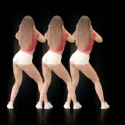 Bootie-Twerk-Dancing-Girl-4K-Video-Art-Vj-Loop-1920_002 VJ Loops Farm