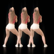 Bootie-Twerk-Dancing-Girl-4K-Video-Art-Vj-Loop-1920_004 VJ Loops Farm