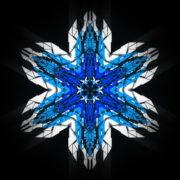 Hexagram-6-point-blue-star-Geometric-snowflake-Full-HD-Video-Art-Symbolic-Vj-Loop_007 VJ Loops Farm